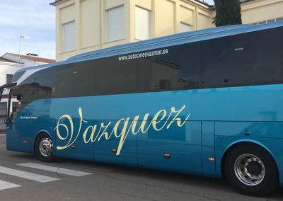 Autocares Vazquez Vazmar 60 Plazas Autobus